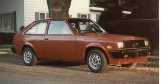 Chevette Scooter