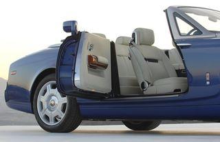 Rolls Royce Coach Doors