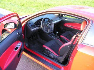 Cobalt cockpit