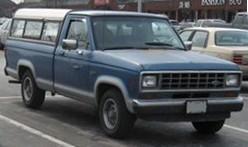 Ford Ranger 1982