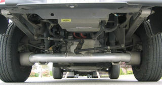 Ranger EV Rear End