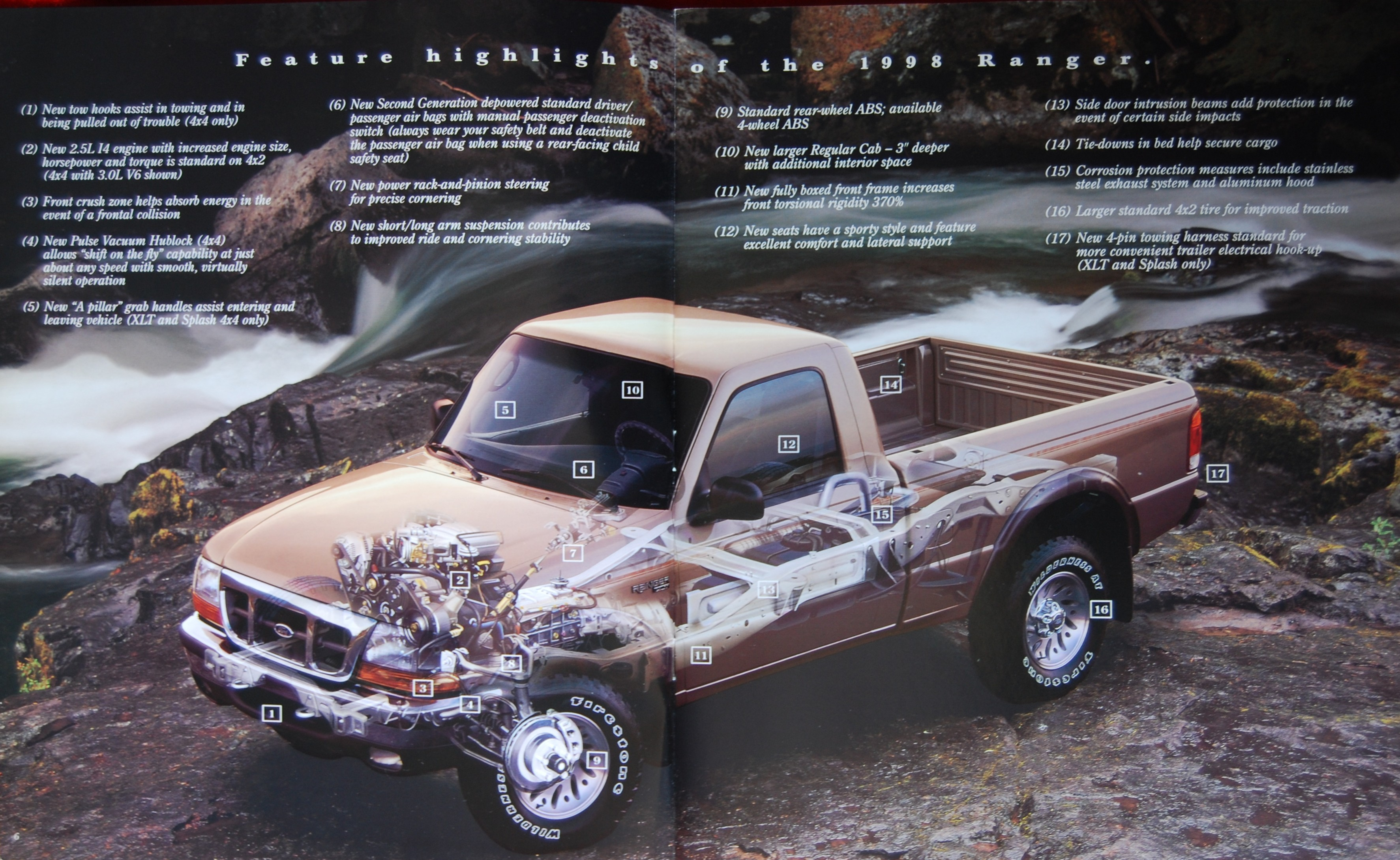 Pin By Laurence Wayne Lee On One Day Ford Ranger Ranger Truck Lifted Ford Trucks
