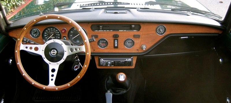 Car Lust Triumphs Spitfire And Gt6