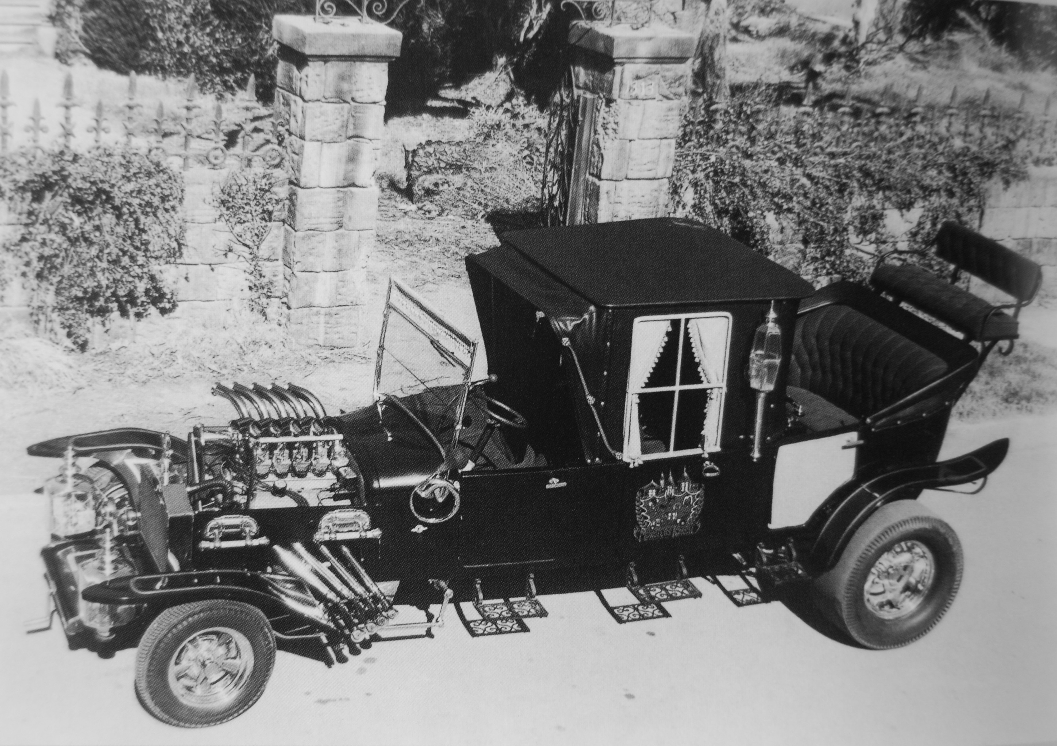 Munsters Cars 004