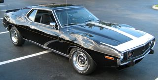 1974_AMC_Javelin_AMX_black_front