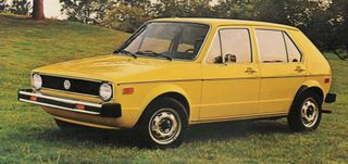 VW Rabbit 1975