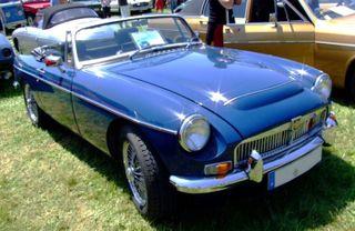 MG C 1968