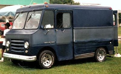 Van Blue Side