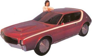 AMC AMX-GT HTWork
