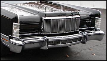 Lincoln Wagon front end