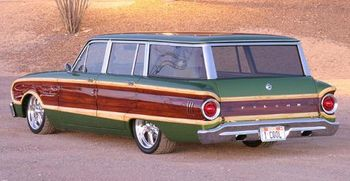 Falcon Wagon 1963