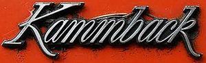 Kammback logo