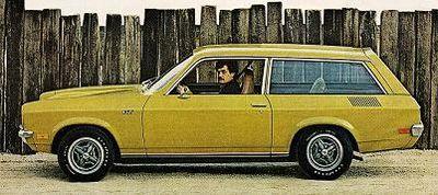 Vega wagon stylin'